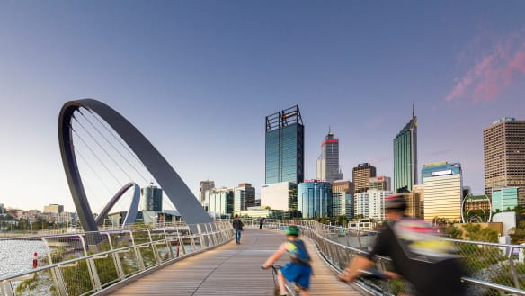 Western Australians, we're either city people or we're not