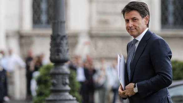 Italy's populist coalition gets a shot at government