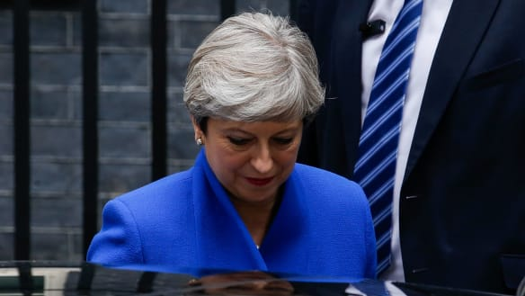 'Boring' May endures another round of party grumbles: but will she go?