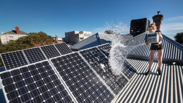 Queensland city tops national solar panel list