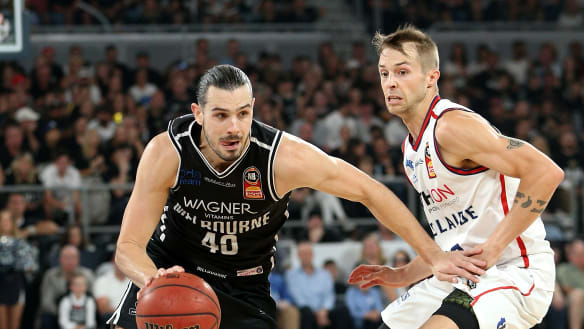 Melbourne United put offer to Goulding, Wesley to leave
