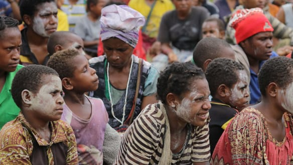 PNG rocked by more earthquakes as humanitarian crisis looms