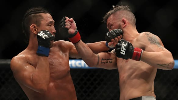 UFC 221: Brisbane fighters Brown and Nguyen fail to fire in Perth