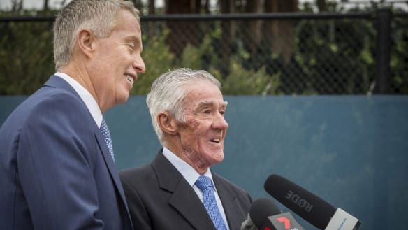 Rosewall: Kyrgios and other young guns must wait