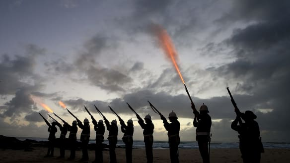 Which Anzac Day tweet will set off a holy war this year?