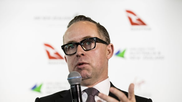 Qantas stoush with Canberra Airport singled out in government review