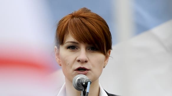 Accused Russian agent Butina met with Treasury, and Fed officials