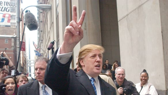 Trump lied to me about his wealth to get onto the Forbes 400