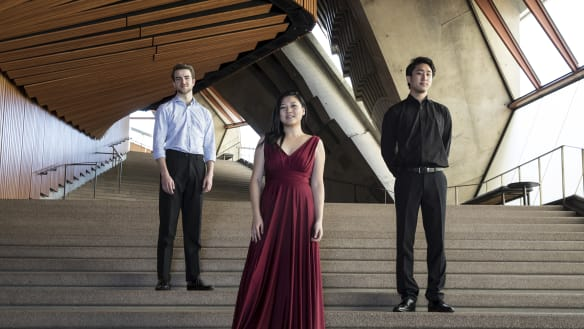 A once-troubled teen among finalists for prestigious music competition