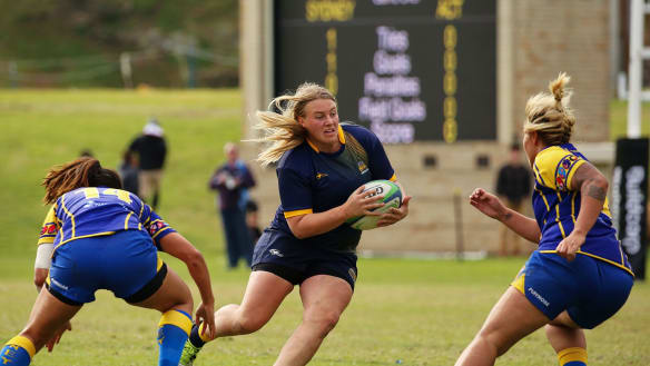 Brumbies star Tayla Stanford scores 10 tries before historic Fiji game