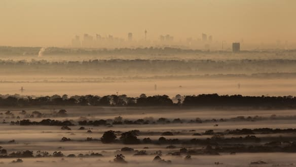 No early let-up for Sydney's overnight shivers as cold records tumble