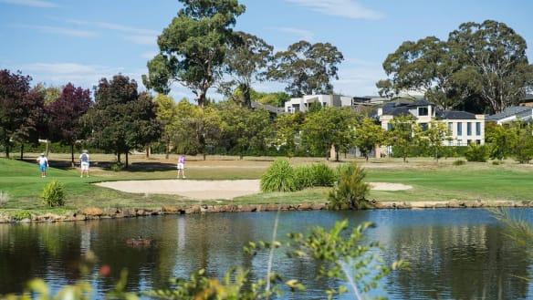 Konstantinou Group defends plans to shrink Gold Creek golf course