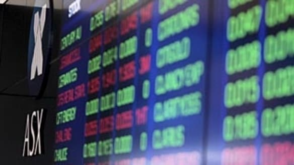 ASX gains for a fourth day on banks