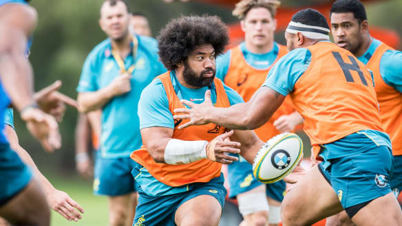 Cheika lures Polota-Nau back for Ireland Tests in June
