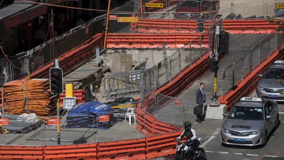 Second firm takes legal action over Sydney's 'disastrous' light rail