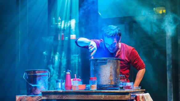 Roald Dahl's mischievous magic comes to the stage