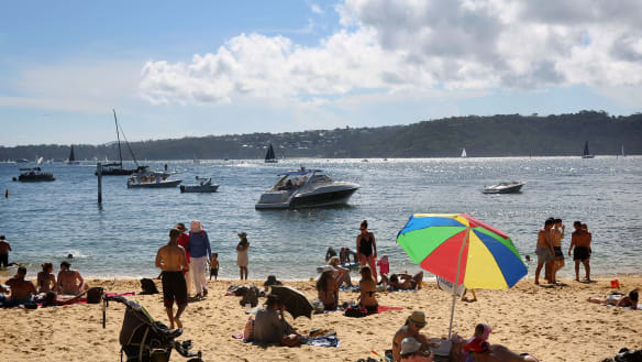 Sydney weather: City set to hit 39 degrees as 'unusual' temperatures continue