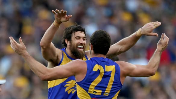 Bombers clash a tall order with Josh Kennedy out for up to a month