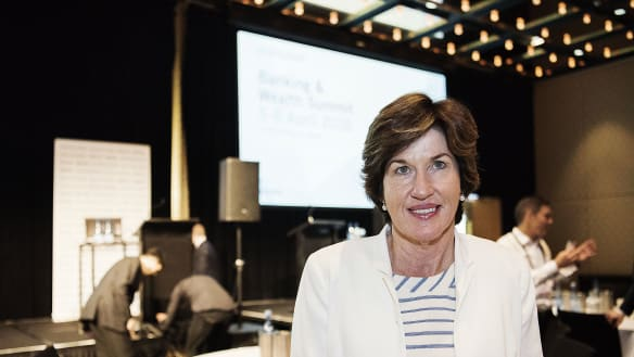 Suncorp chair lightened her coal lode before new role