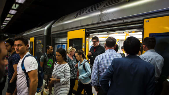 Bungled upgrade places Sydney Trains at greater risk