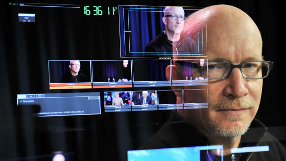 Oscar-winning documentary maker Alex Gibney: his new film No Stone Unturned features in the Irish Film Festival.