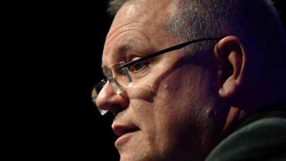 Morrison rejects latest demand to split tax bill