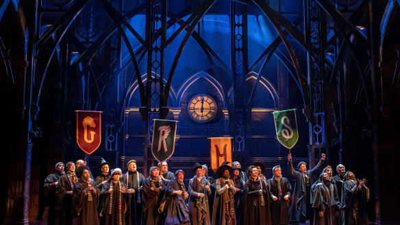 Next stop Australia: Harry Potter play opens to rave reviews on Broadway