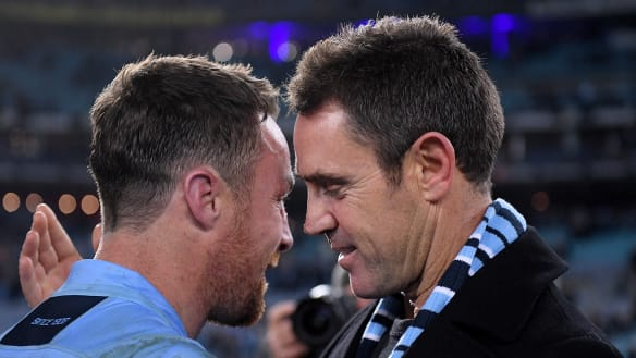Emotional James Maloney savours victory as NSW create good memories