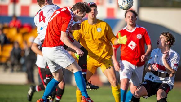 Canberra Premier League Rd 8: Canberra FC v Woden-Weston FC