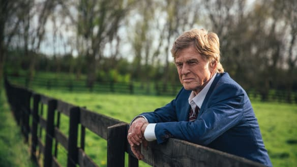 Movie review: Robert Redford still going strong in The Old Man and the Gun