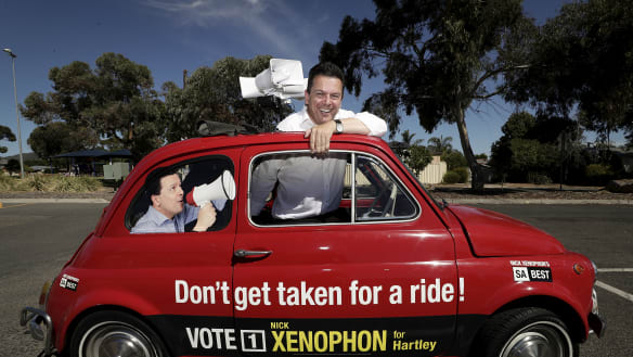Why Xenophon and Bernardi flamed out