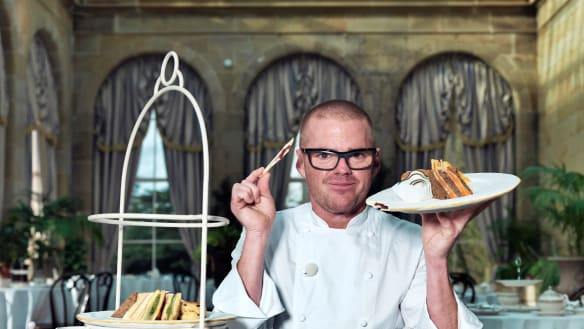Friday Picks: Heston's Great British Food, Marcella, The Living Room
