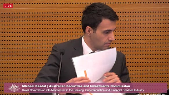 Hayne v ASIC: two tribes go to war at the royal commission