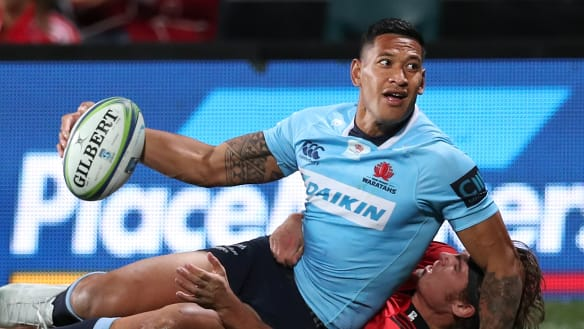 Folau raised question of hell - so let's really look at who belongs there