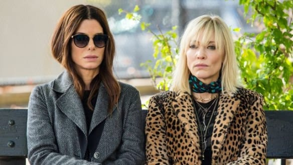 Male critics' reviews of Ocean's 8 are 'skewed'