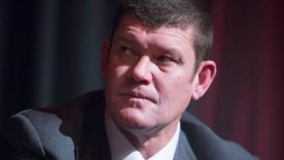James Packer resigns from board of family company Consolidated Press
