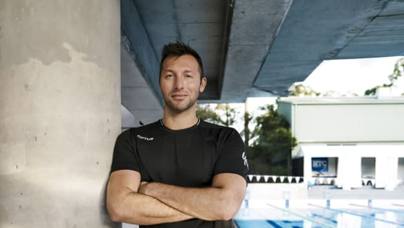 'For some it's life and death': Ian Thorpe turns business coach