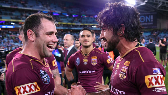 Blues need to put the boot in while Maroons are vulnerable