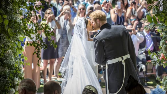 Inside the Story: Royal Wedding