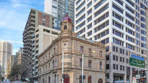 Sydney CBD heritage space in high demand