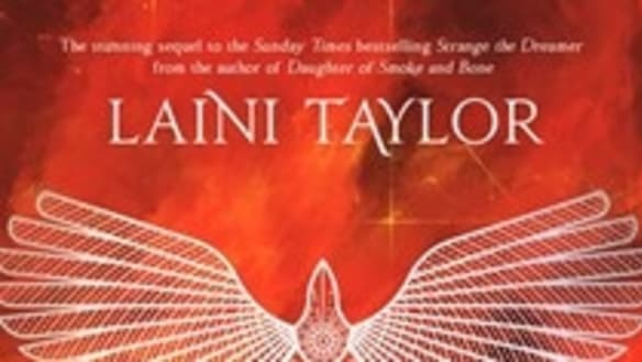 Books: Laini Taylor's Muse of Nightmares No. 1 in the sci-fi and fantasy top 10