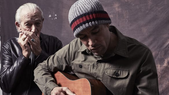 Ben Harper, the 'working man's musician', headed for Canberra