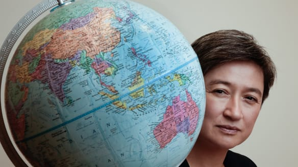 Penny Wong, the woman who could be Australia's next foreign minister