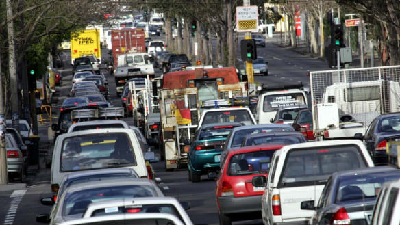 How long is your commute? The national average is now 16 kilometres