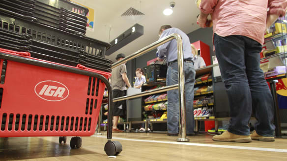 IGA in 'convenience' face lift as Metcash swings to loss