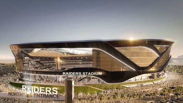 Raiders Stadium in Las Vegas provides a blueprint for Canberra