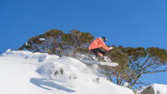 'Looking brilliant': Ideal weather descends on alpine resorts
