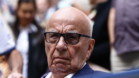 Nothing Mickey Mouse about Disney's bid to buy out Murdoch