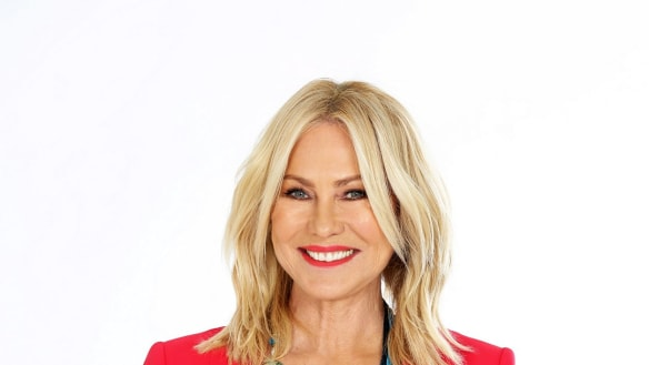 Eight questions for Kerri-Anne Kennerley