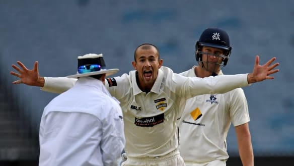 Agar ready to put new spin on career